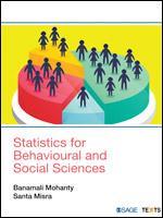 Statistics for Behavioural and Social Sciences