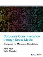 Corporate Communication through Social Media