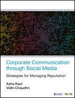 Corporate Communication through Social Media